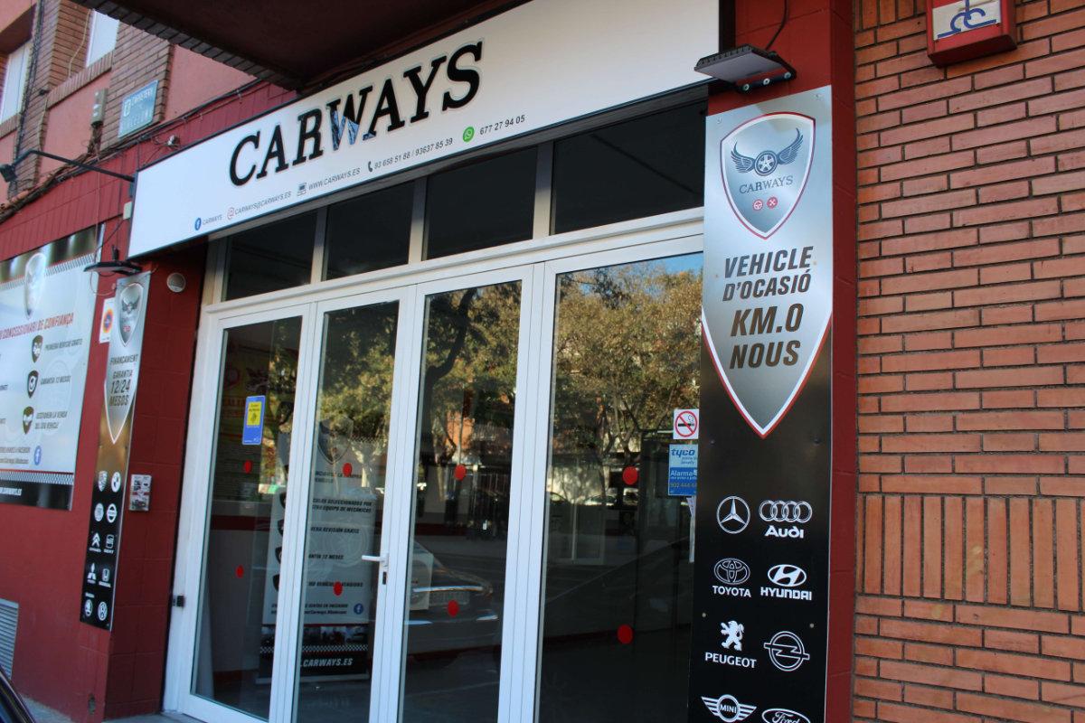 entrada carways