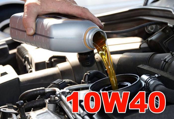 cambio aceite 10w40