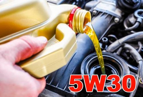 cambio aceite 5w30